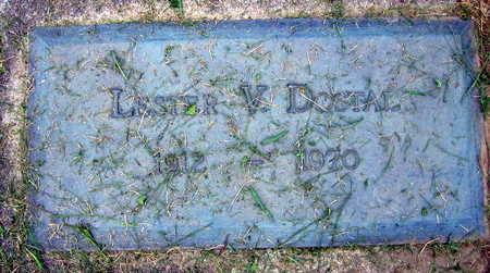 DOSTAL, LESTER V. - Linn County, Iowa | LESTER V. DOSTAL