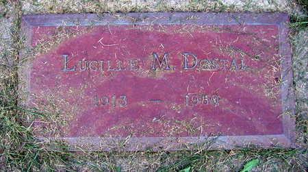 DOSTAL, LUCILLE M. - Linn County, Iowa | LUCILLE M. DOSTAL
