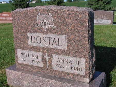 DOSTAL, ANNA H. - Linn County, Iowa   ANNA H. DOSTAL
