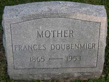 DOUBENMIER, FRANCES - Linn County, Iowa | FRANCES DOUBENMIER