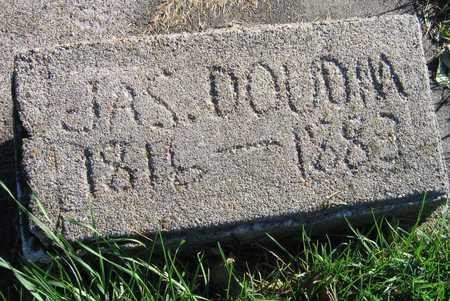 DOUDIN, JAS. - Linn County, Iowa | JAS. DOUDIN