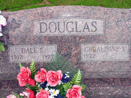 DOUGLAS, DALE E. - Linn County, Iowa   DALE E. DOUGLAS