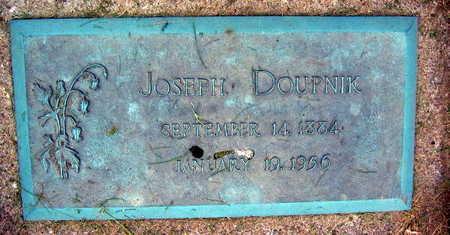 DOUPNIK, JOSEPH - Linn County, Iowa | JOSEPH DOUPNIK