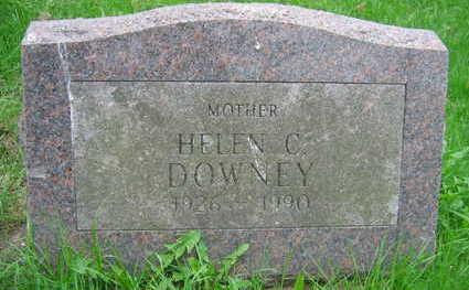 DOWNEY, HELEN C. - Linn County, Iowa | HELEN C. DOWNEY