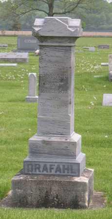 DRAFAHL, BENJAMIN F. - Linn County, Iowa   BENJAMIN F. DRAFAHL