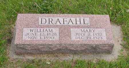 DRAFAHL, MARY - Linn County, Iowa | MARY DRAFAHL