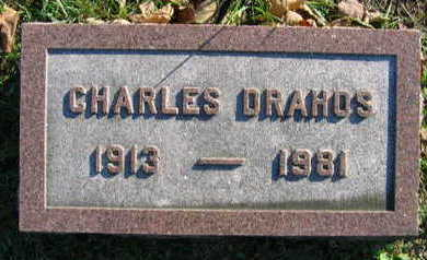 DRAHOS, CHARLES - Linn County, Iowa | CHARLES DRAHOS