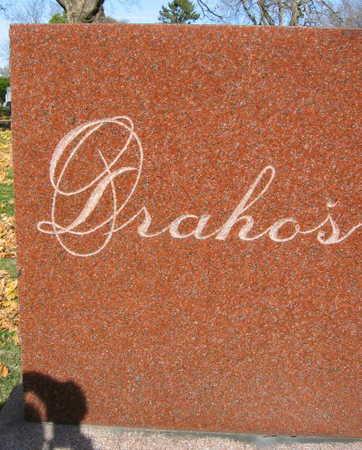 DRAHOS, FAMILY STONE - Linn County, Iowa   FAMILY STONE DRAHOS