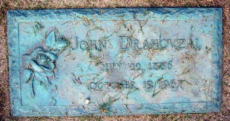 DRAHOVZAL, JOHN - Linn County, Iowa | JOHN DRAHOVZAL