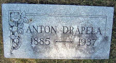 DRAPELA, ANTON - Linn County, Iowa | ANTON DRAPELA