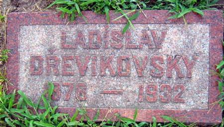 DREVIKOVSKY, LADISLAV - Linn County, Iowa | LADISLAV DREVIKOVSKY