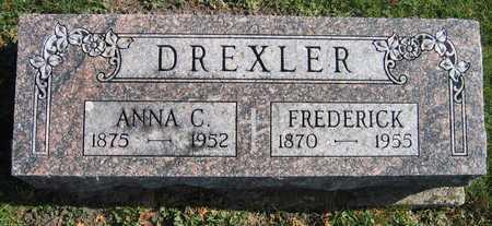 DREXLER, ANNA C. - Linn County, Iowa | ANNA C. DREXLER