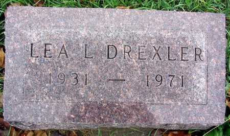 DREXLER, LEA L. - Linn County, Iowa | LEA L. DREXLER