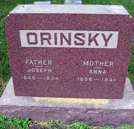 DRINSKY, ANNA - Linn County, Iowa | ANNA DRINSKY