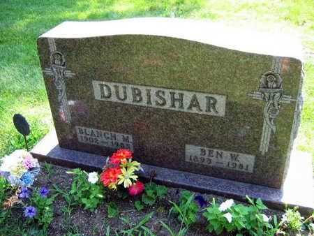DUBISHAR, BLANCH M. - Linn County, Iowa | BLANCH M. DUBISHAR