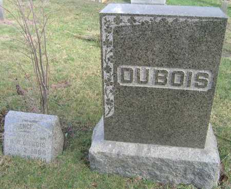 DUBOIS, FAMILY STONE - Linn County, Iowa | FAMILY STONE DUBOIS