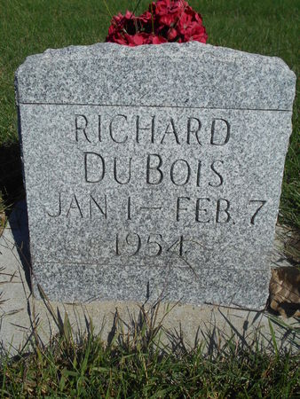 DUBOIS, RICHARD - Linn County, Iowa | RICHARD DUBOIS