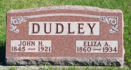 DUDLEY, JOHN H - Linn County, Iowa | JOHN H DUDLEY