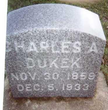 DUKEK, CHARLES A. - Linn County, Iowa | CHARLES A. DUKEK