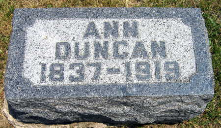 DUNCAN, ANN - Linn County, Iowa | ANN DUNCAN