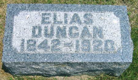 DUNCAN, ELIAS - Linn County, Iowa | ELIAS DUNCAN