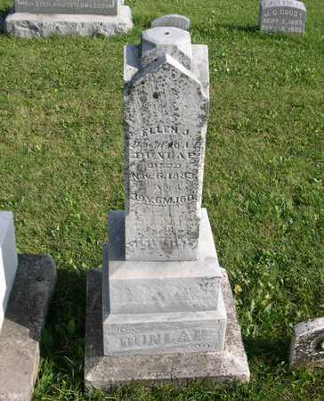 DUNLAP, ELLEN J. - Linn County, Iowa | ELLEN J. DUNLAP