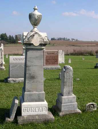 DUNLAP, FAMILY STONE - Linn County, Iowa | FAMILY STONE DUNLAP