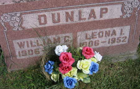 DUNLAP, WILLIAM C. - Linn County, Iowa | WILLIAM C. DUNLAP