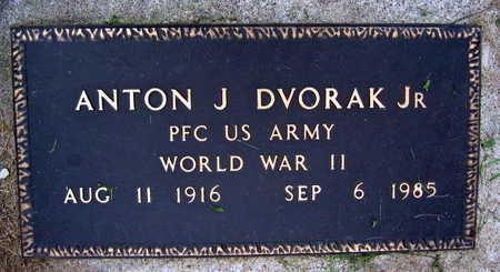 DVORAK, ANTON J. JR. - Linn County, Iowa | ANTON J. JR. DVORAK