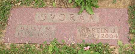 DVORAK, DAISY M. - Linn County, Iowa | DAISY M. DVORAK