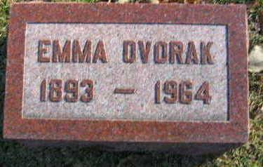 DVORAK, EMMA - Linn County, Iowa | EMMA DVORAK