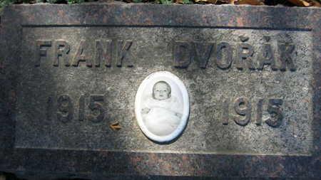 DVORAK, FRANK - Linn County, Iowa | FRANK DVORAK