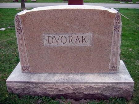 DVORAK, FAMILY STONE - Linn County, Iowa | FAMILY STONE DVORAK
