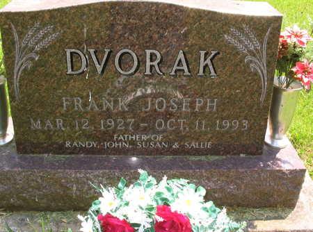 DVORAK, FRANK JOSEPH - Linn County, Iowa | FRANK JOSEPH DVORAK