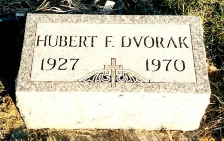 DVORAK, HUBERT F. - Linn County, Iowa | HUBERT F. DVORAK