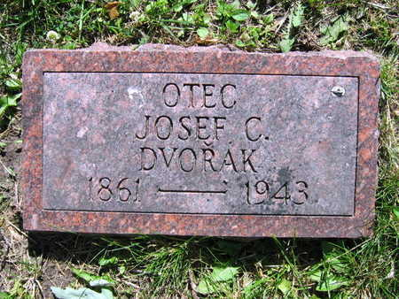 DVORAK, JOSEF C. - Linn County, Iowa | JOSEF C. DVORAK