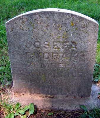 DVORAK, JOSEFA - Linn County, Iowa | JOSEFA DVORAK