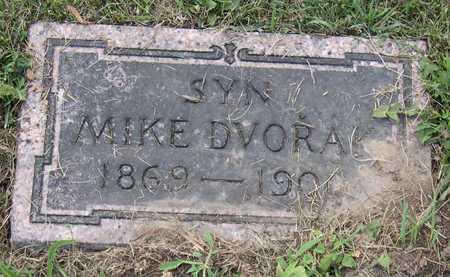 DVORAK, MIKE - Linn County, Iowa | MIKE DVORAK