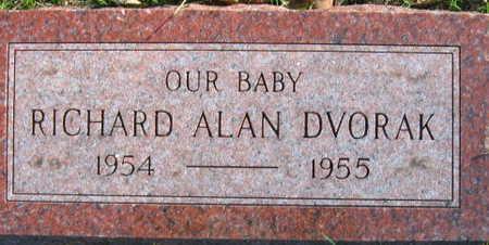 DVORAK, RICHARD ALAN - Linn County, Iowa | RICHARD ALAN DVORAK