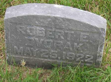 DVORAK, ROBERT E. - Linn County, Iowa   ROBERT E. DVORAK