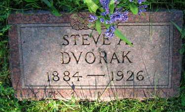 DVORAK, STEVE A. - Linn County, Iowa   STEVE A. DVORAK