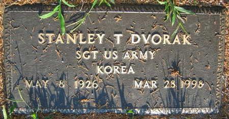 DVORAK, STANLEY T. - Linn County, Iowa | STANLEY T. DVORAK