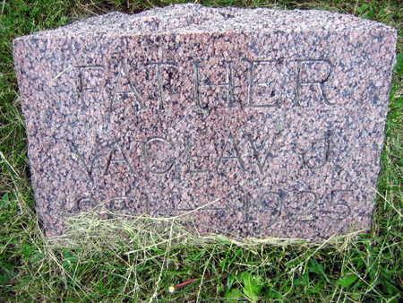 DVORAK, VACLAV J. - Linn County, Iowa | VACLAV J. DVORAK