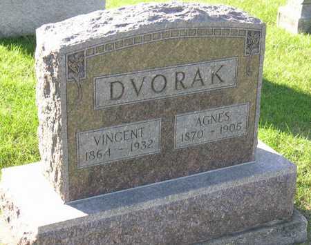DVORAK, AGNES - Linn County, Iowa | AGNES DVORAK