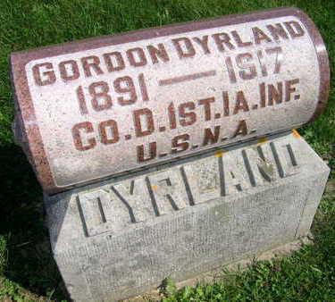 DYRLAND, GORDON - Linn County, Iowa | GORDON DYRLAND