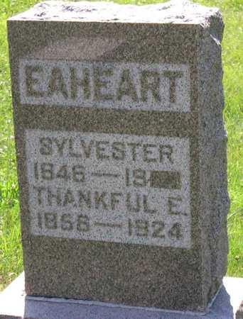 EAHEART, SYLVESTER - Linn County, Iowa | SYLVESTER EAHEART