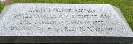 EASTMAN, AUSTIN VITRUVIUS - Linn County, Iowa | AUSTIN VITRUVIUS EASTMAN