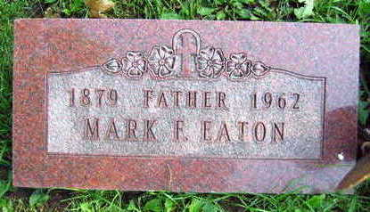 EATON, MARK F. - Linn County, Iowa | MARK F. EATON