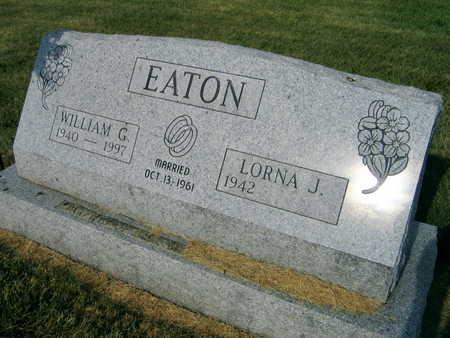 EATON, WILLIAM G. - Linn County, Iowa | WILLIAM G. EATON
