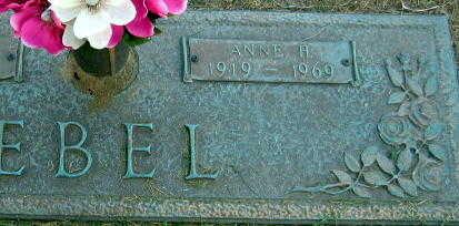 EBEL, ANNE H. - Linn County, Iowa | ANNE H. EBEL